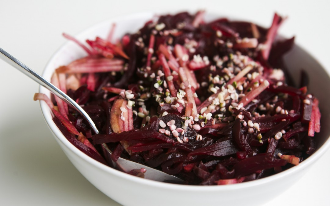 Superfood Rote Beet Salat