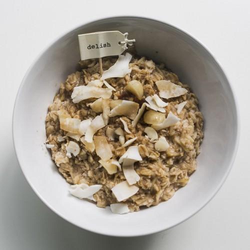 how to cook simple porridge