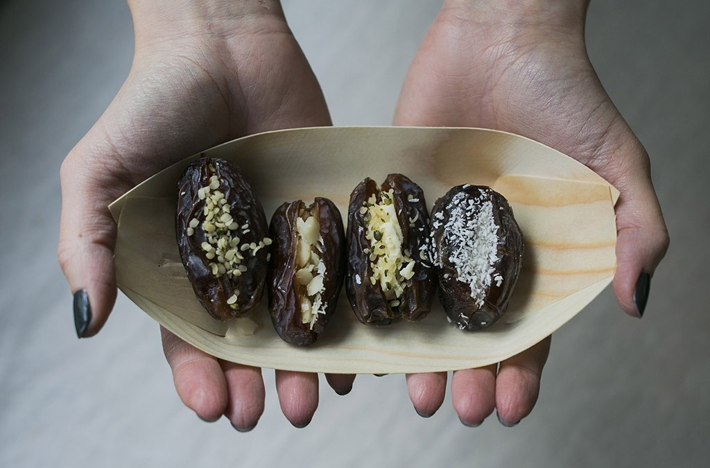 Healthy Filled Dates