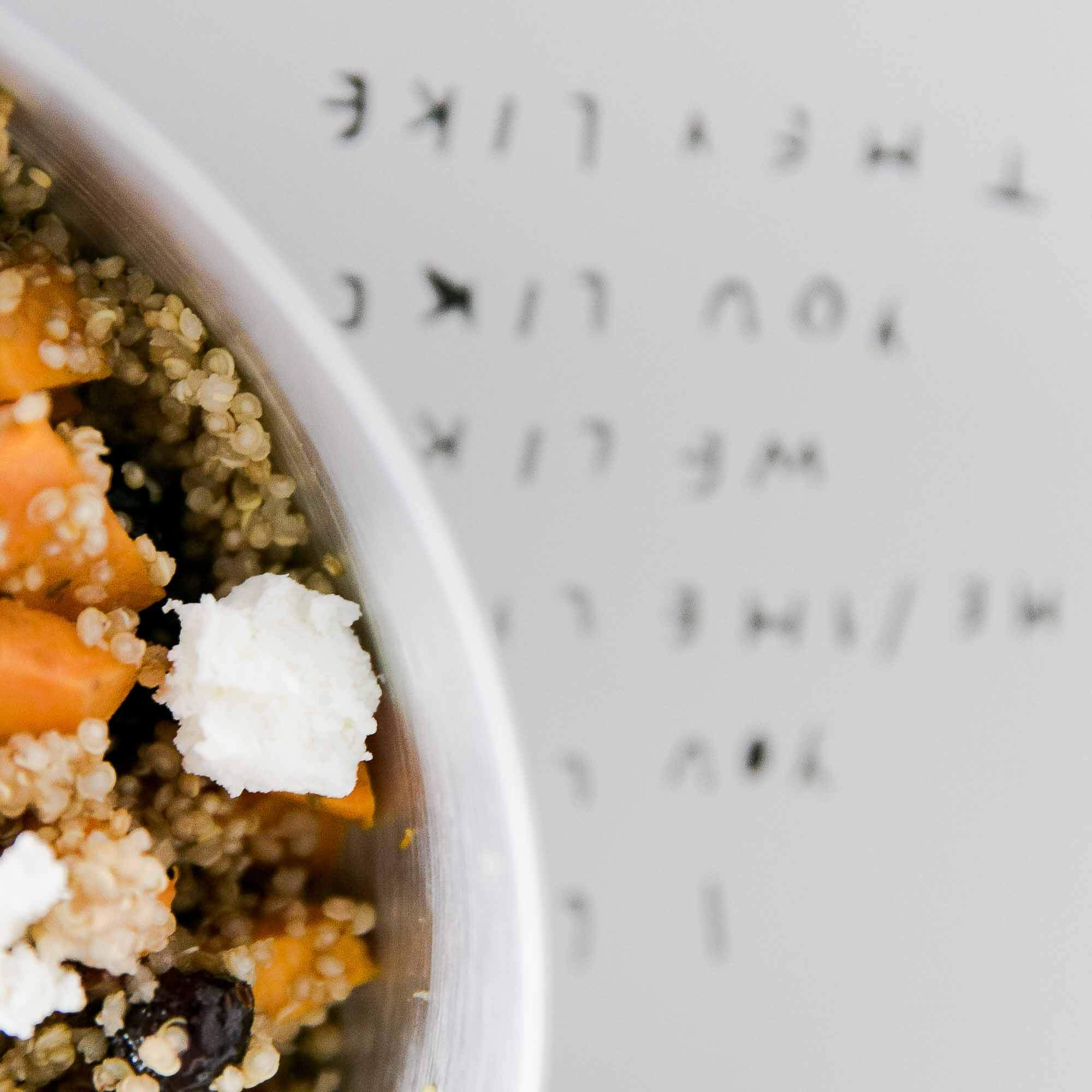 quinoa_cranberry_salad_with_candied_almonds_nathalie's_cuisine