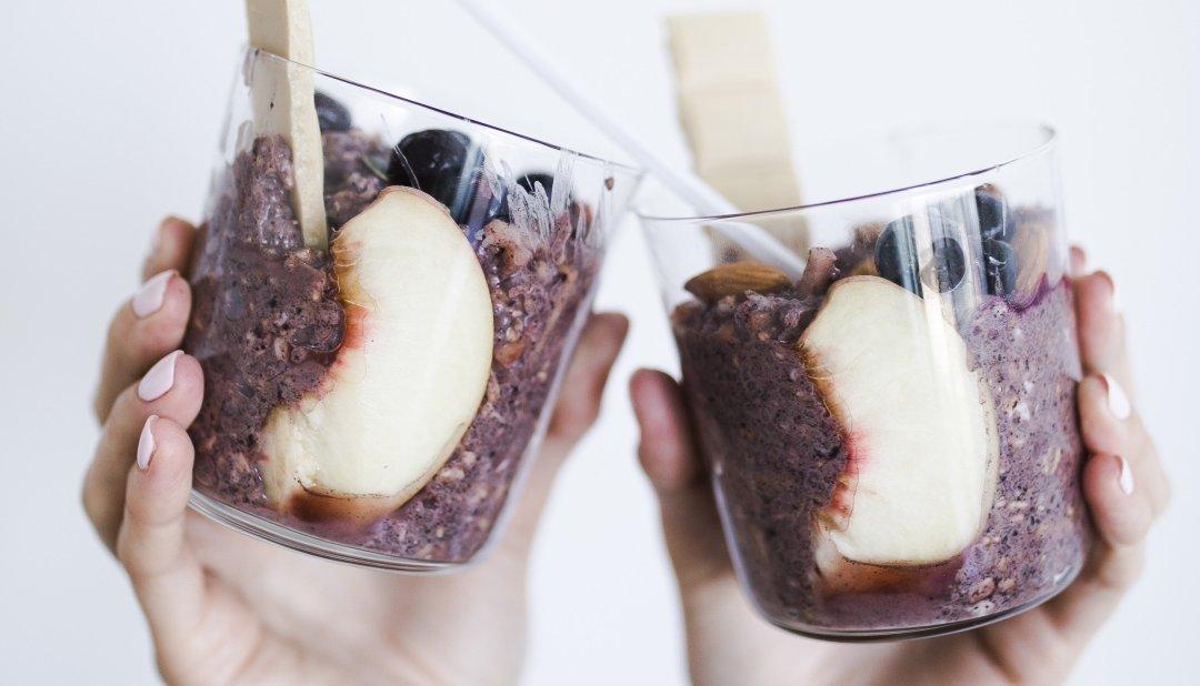 Antioxidant Breakfast Bowl