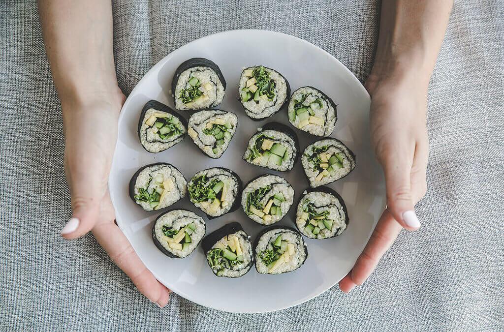 Hirse Sushi