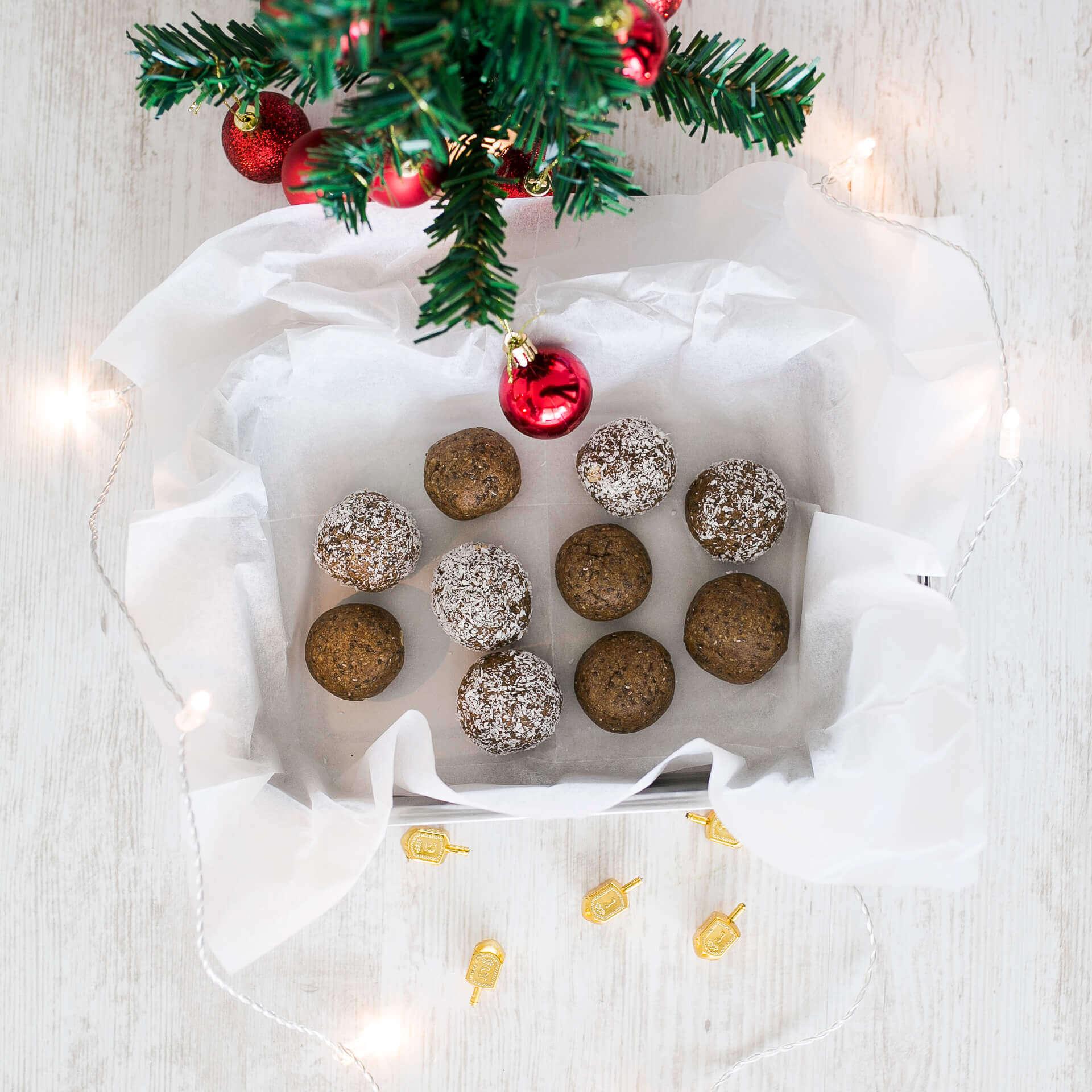 vegan_chanukka_donuts_nathalie's_cuisine_1