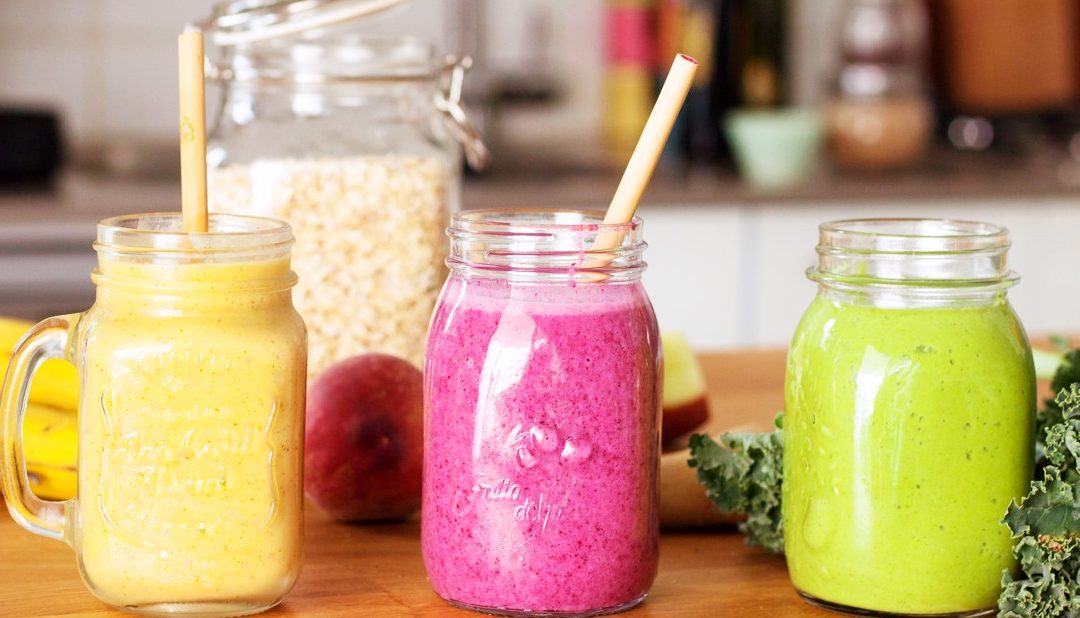 4 Post Workout Sommer Smoothies
