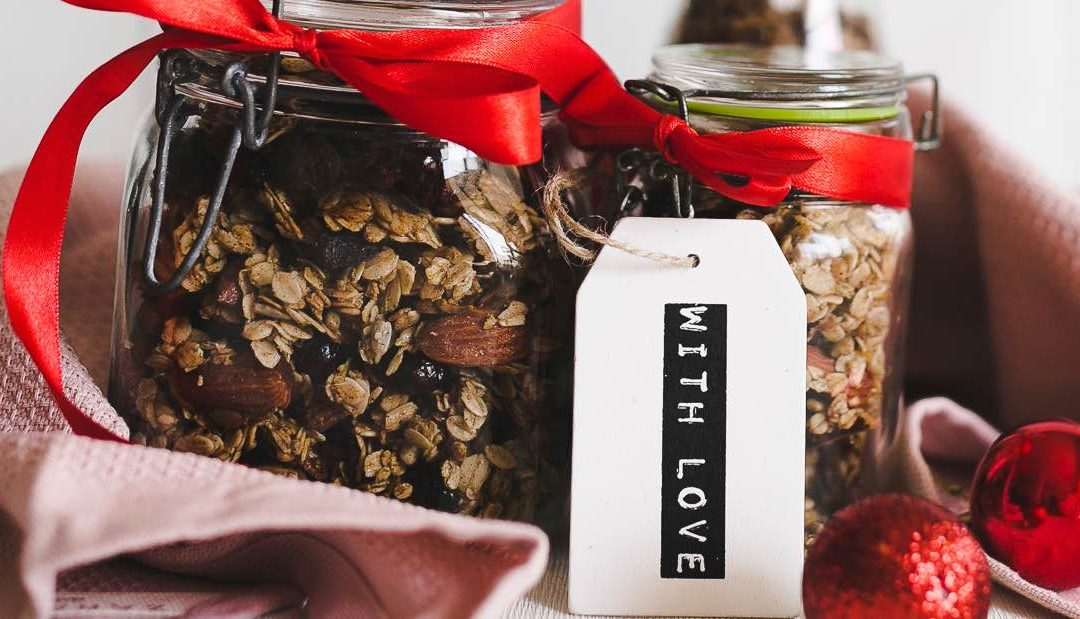 DIY Healthy Christmas Gifts