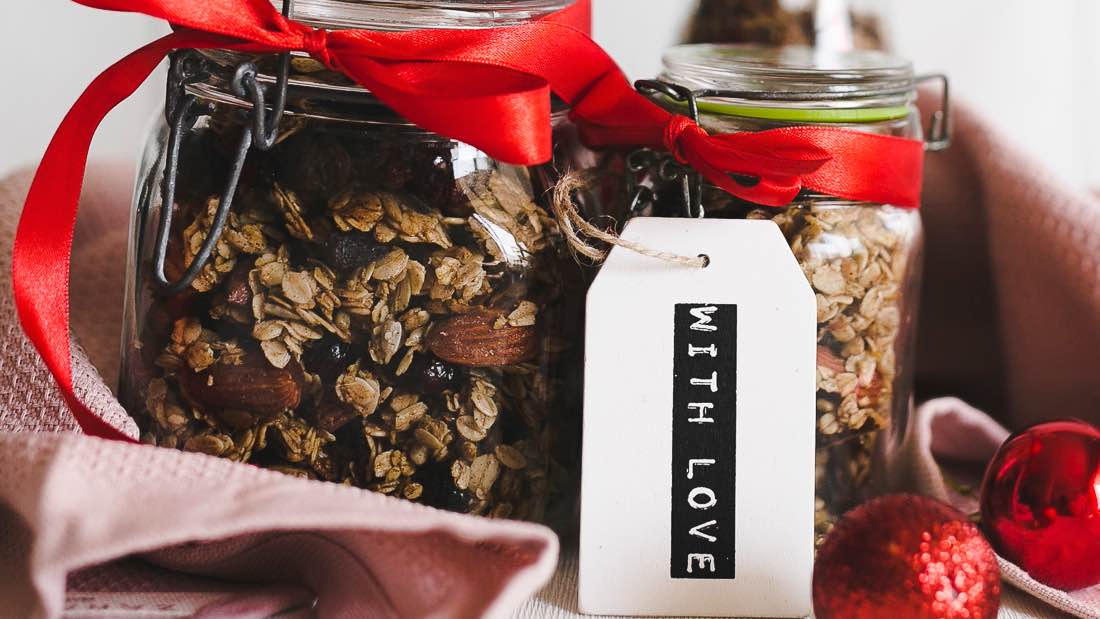 DIY Healthy Christmas Gifts & DIY Healthy Christmas Gifts - Nathalieu0027s Cuisine