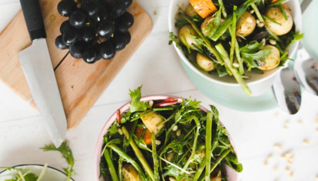 Frühlings Salat