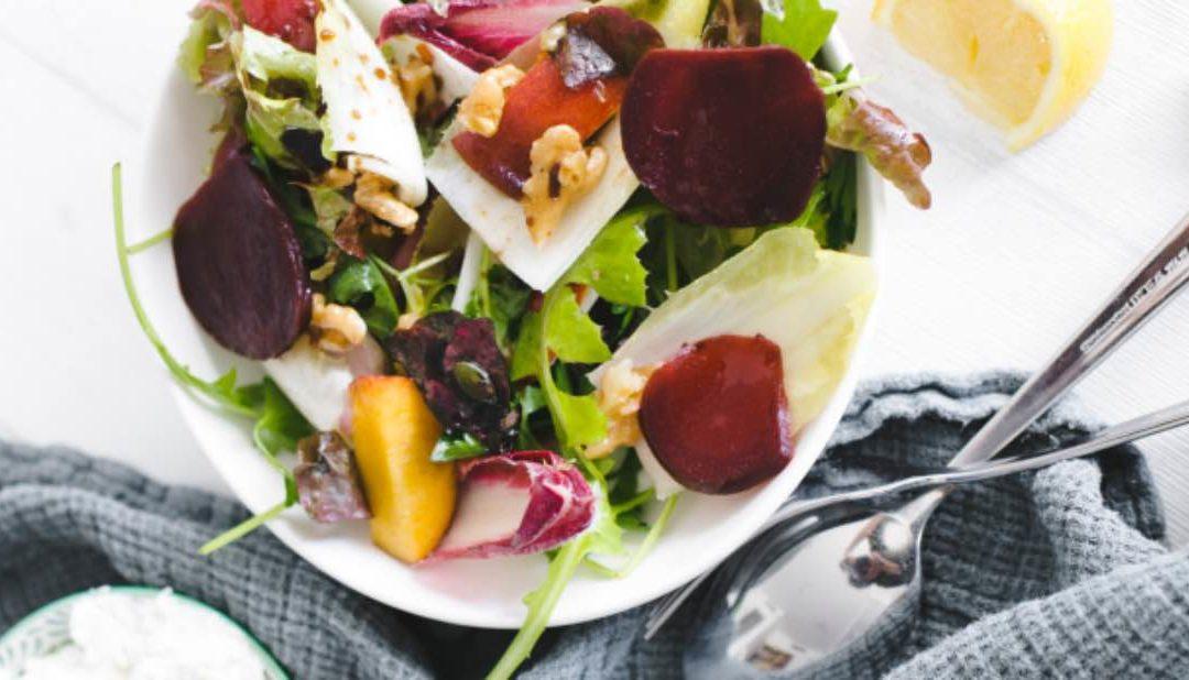 Summer Endive Salad