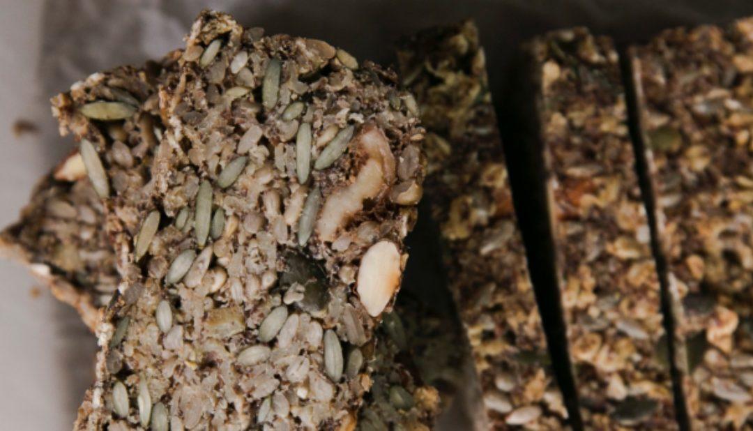 Glutenfreies Nuss Brot