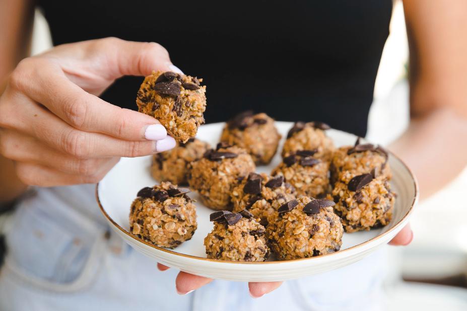 Cookie Dough Bites
